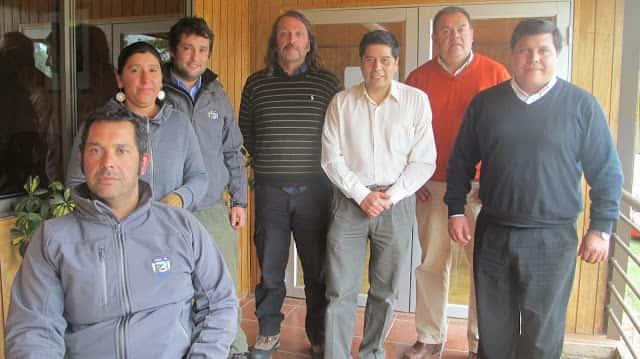 Patricio Martínez, Vivian Sáez, Ramón Silva, Leonardo Peralta, Sergio Pizarro, Cadudzzi Salas, Rodrigo Soto