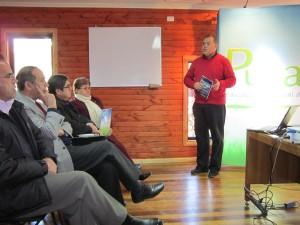Cadudzzi Salas, presidente de Cedesus es el coordinador de Admicco en Chile