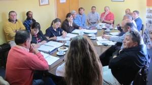 Concejo Municipal y Comité de Defensa de Punta de Lobos