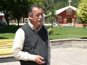 Alcalde de la comuna de Navidad Horacio Maldonado