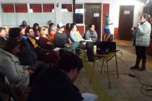 Verónica González, encargada de Asuntos Hídricos y Conservación de Ecosistemas Acuáticos de la Seremi de Medio Ambiente